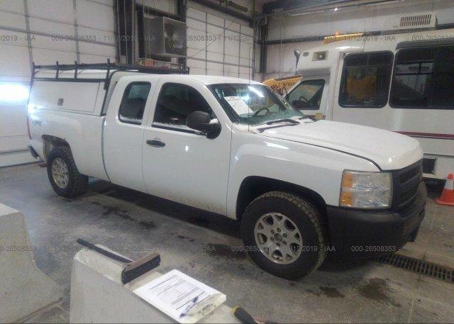 Inventory #683209628 2011 Chevrolet SILVERADO