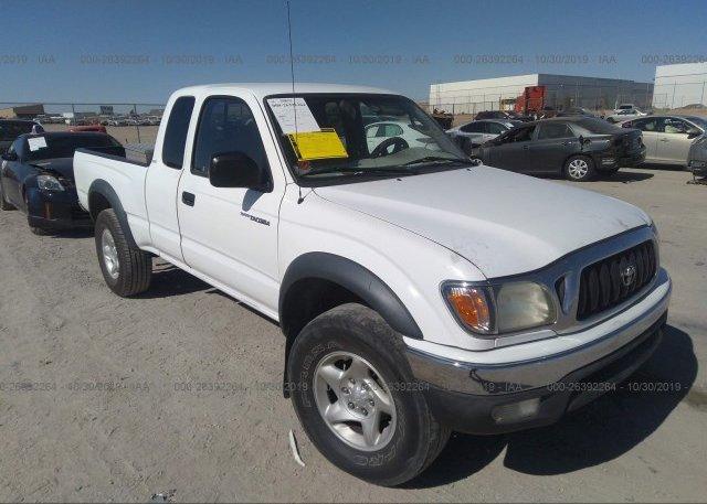 Inventory #571149374 2003 Toyota TACOMA