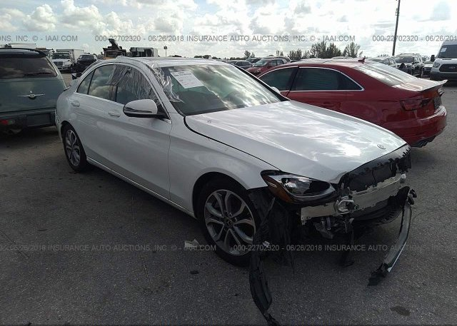 Inventory #268360110 2018 Mercedes-Benz C