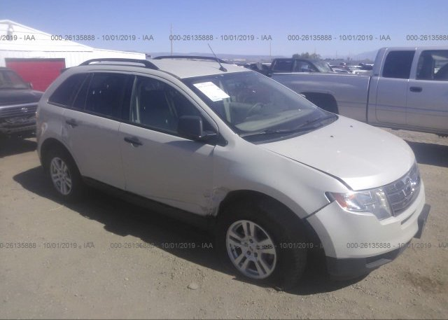 Inventory #601001311 2007 FORD EDGE