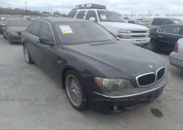 Inventory #540715403 2006 BMW 750