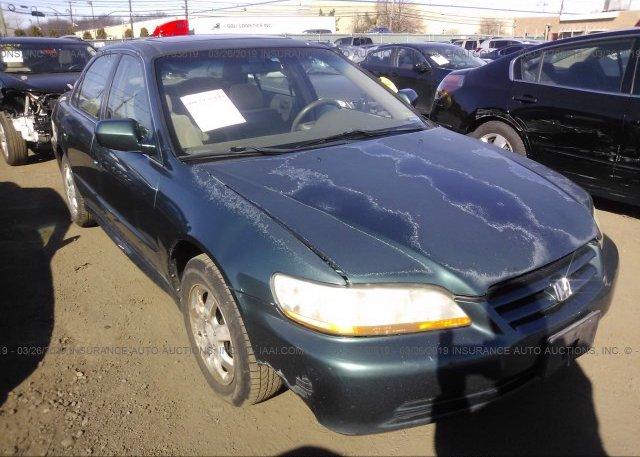 Inventory #312785695 2002 Honda ACCORD