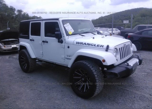 Inventory #781170679 2016 JEEP WRANGLER UNLIMITE