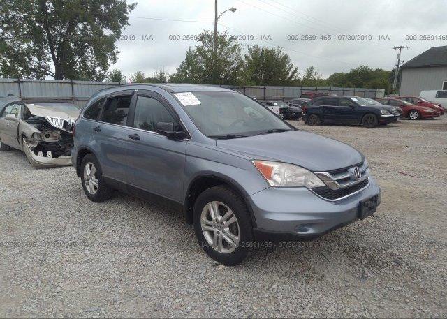 Inventory #583841214 2010 Honda CR-V