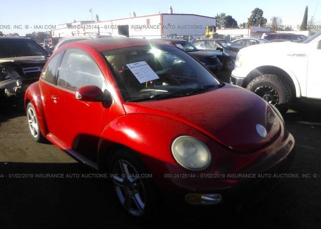 Inventory #194098596 2004 VOLKSWAGEN NEW BEETLE