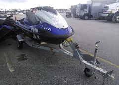 2013 YAMAHA PERSONAL WATERCRAFT - YAMA2600E313 Left View