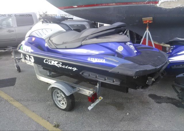 2013 YAMAHA PERSONAL WATERCRAFT - YAMA2600E313