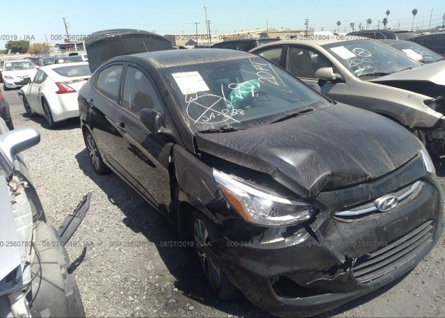 Inventory #396113780 2015 Hyundai ACCENT