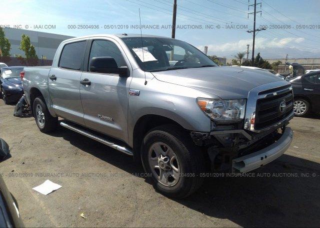 Inventory #931739781 2012 Toyota TUNDRA