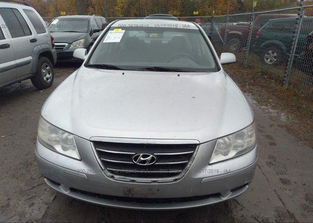 2009 Hyundai SONATA - 5NPET46C69H412543