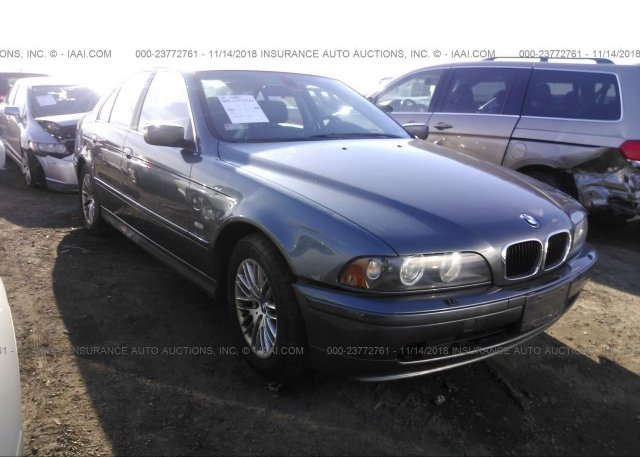 Inventory #143996027 2003 BMW 530