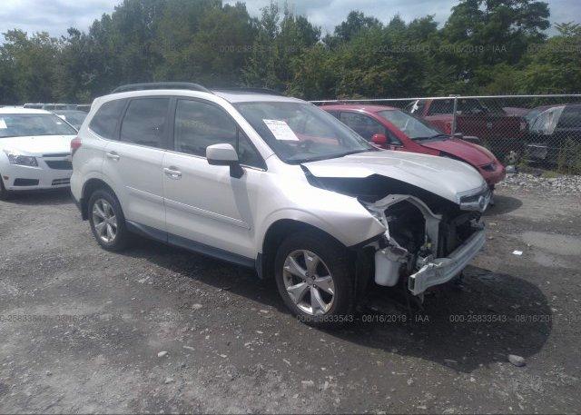 Inventory #640757216 2014 Subaru FORESTER