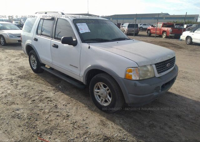 Inventory #769464380 2002 FORD EXPLORER