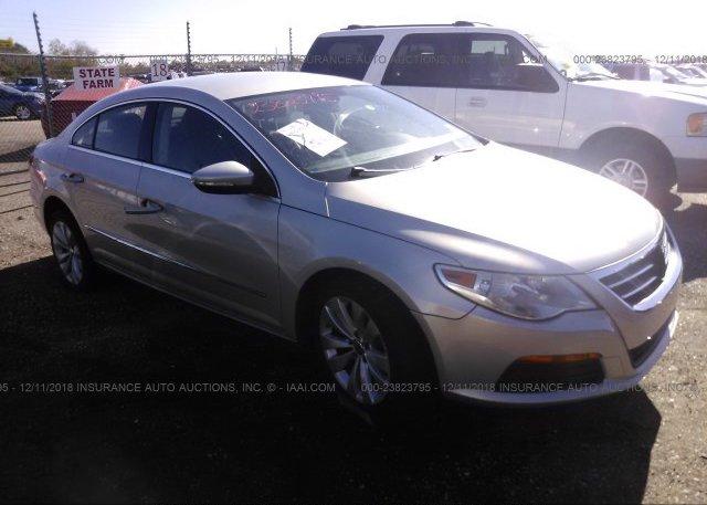 Inventory #304241652 2012 Volkswagen CC