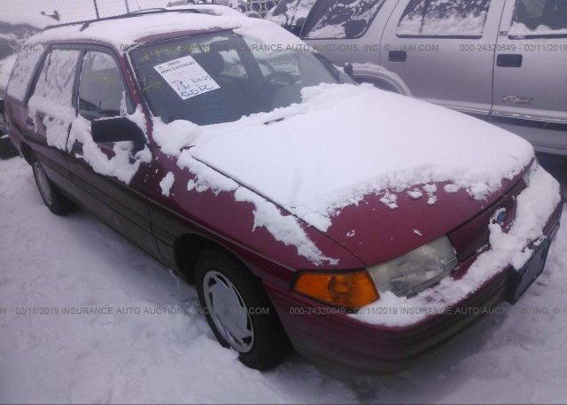 Inventory #327825565 1993 FORD ESCORT