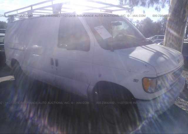 Inventory #637183344 1999 FORD ECONOLINE