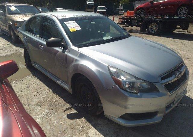 Inventory #252263889 2013 Subaru LEGACY