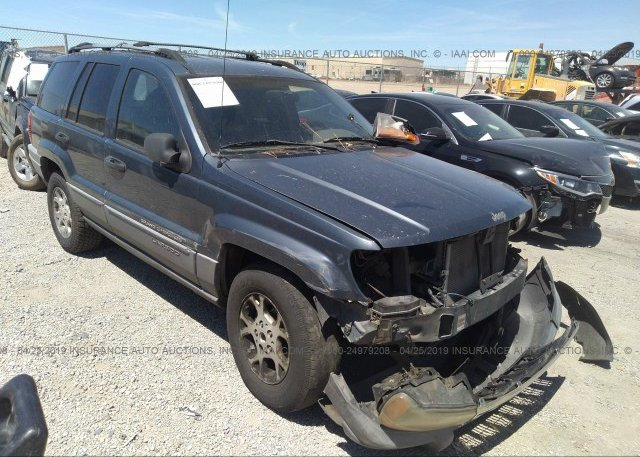 Inventory #238532782 2001 JEEP GRAND CHEROKEE