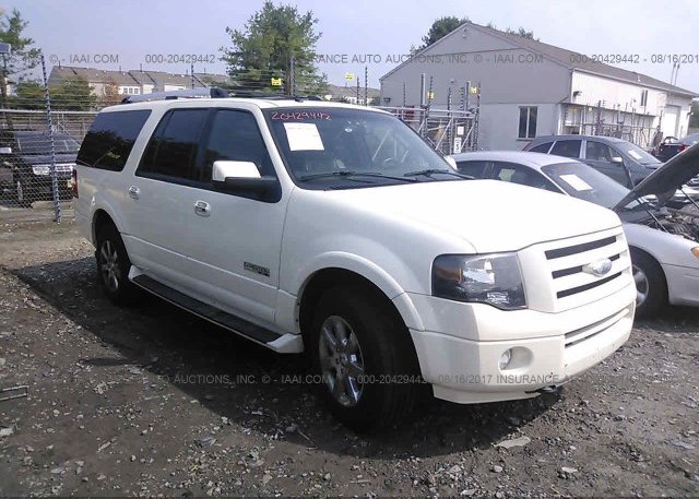 Inventory #206616663 2007 FORD EXPEDITION