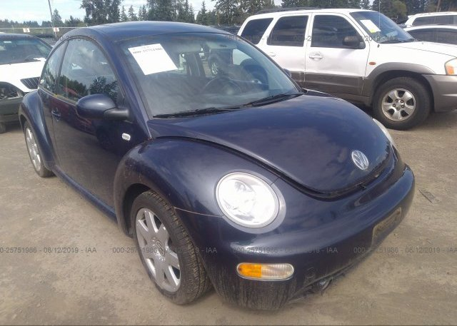 Inventory #511672327 2001 Volkswagen NEW BEETLE