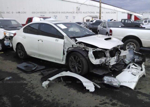 Inventory #565083045 2017 Subaru WRX