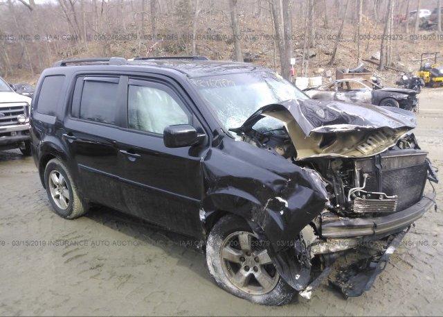 Inventory #858411326 2011 Honda PILOT