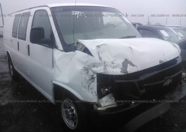 Inventory #473288110 2011 Chevrolet EXPRESS G2500