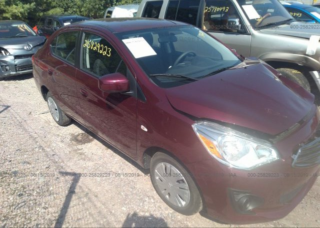 Inventory #555467225 2018 Mitsubishi MIRAGE