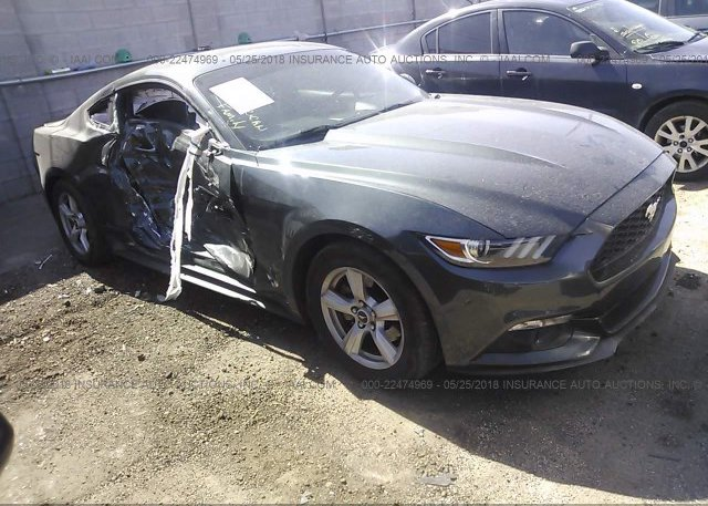 Inventory #757672020 2015 FORD MUSTANG