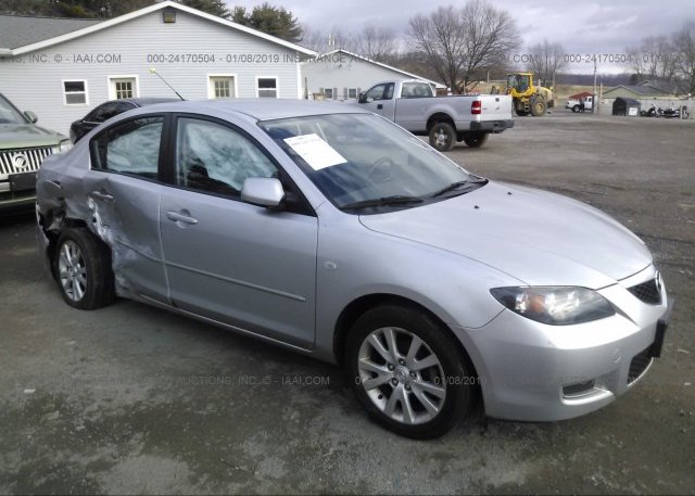 Inventory #652655901 2008 Mazda 3