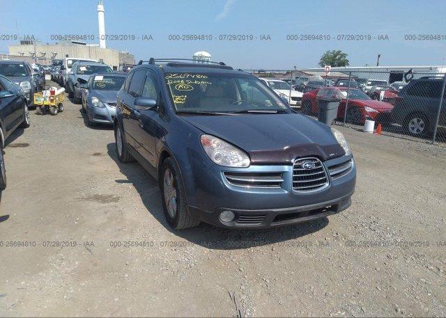Inventory #837280237 2006 Subaru B9 TRIBECA