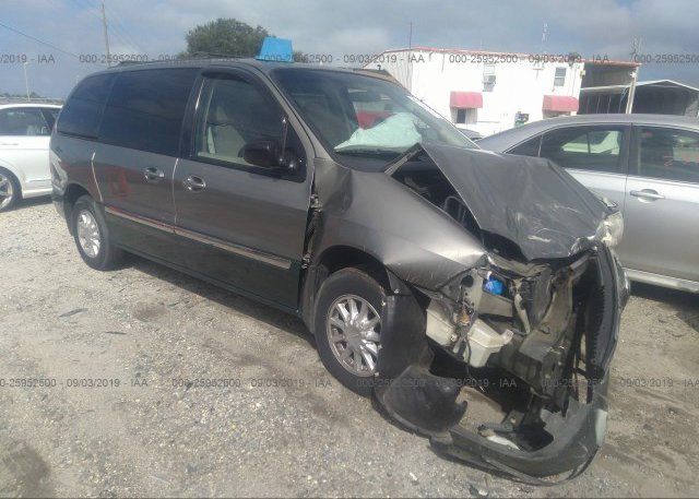 Inventory #269107251 1999 FORD WINDSTAR