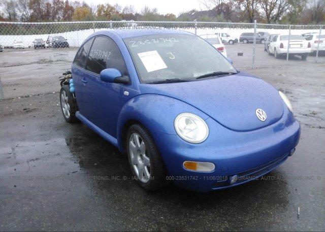 Inventory #768113390 2002 Volkswagen NEW BEETLE