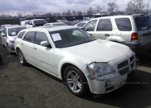 Inventory #856873682 2005 Dodge MAGNUM