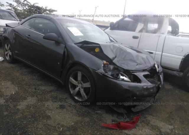 Inventory #892125507 2007 Pontiac G6