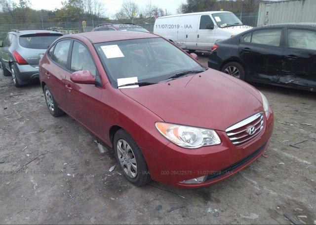 Inventory #405354043 2010 Hyundai ELANTRA