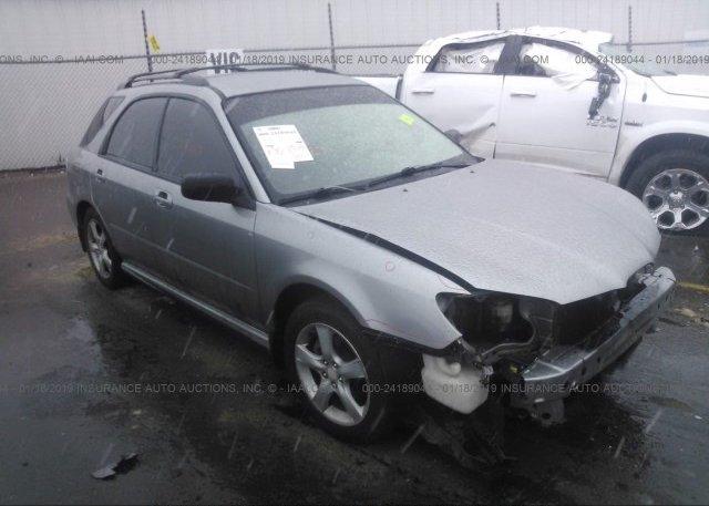 Inventory #938630871 2007 Subaru IMPREZA