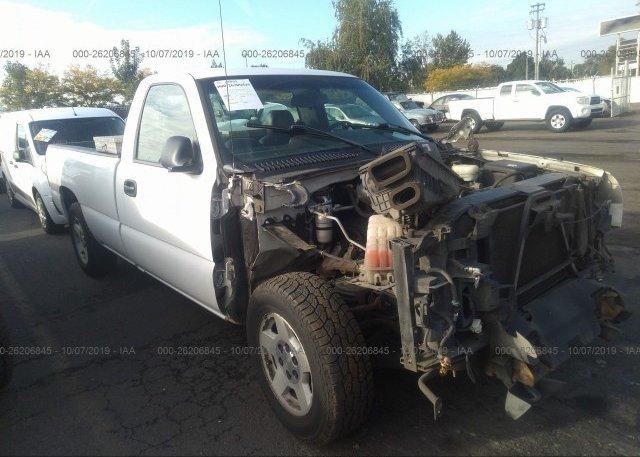 Inventory #201873983 2006 Chevrolet SILVERADO