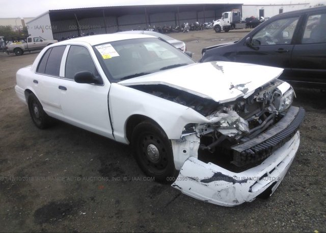 Inventory #182238868 2009 FORD CROWN VICTORIA