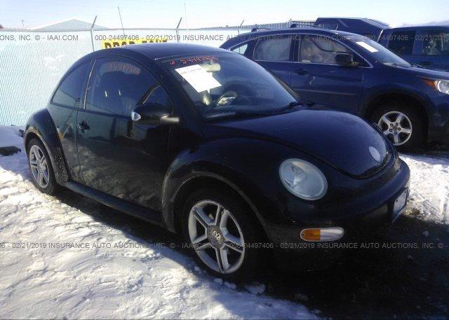 Inventory #801933733 2005 Volkswagen NEW BEETLE