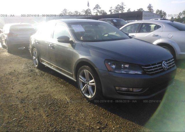 Inventory #460454853 2013 Volkswagen PASSAT