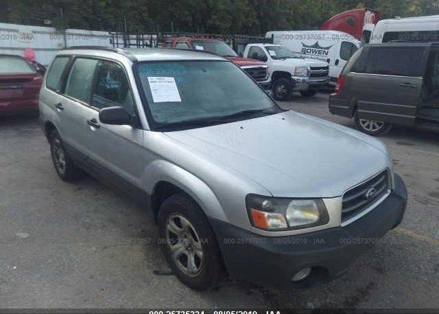 Inventory #981396190 2003 Subaru FORESTER