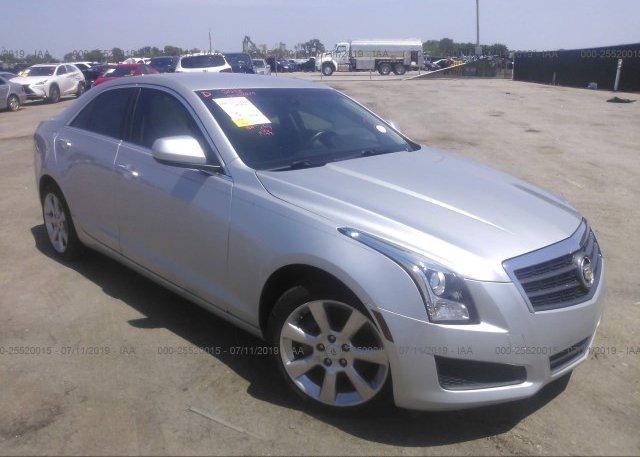 Inventory #282133579 2013 Cadillac ATS