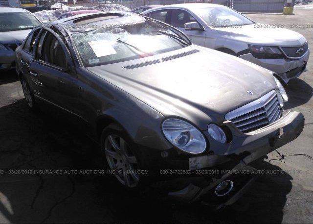 Inventory #467830910 2008 Mercedes-benz E