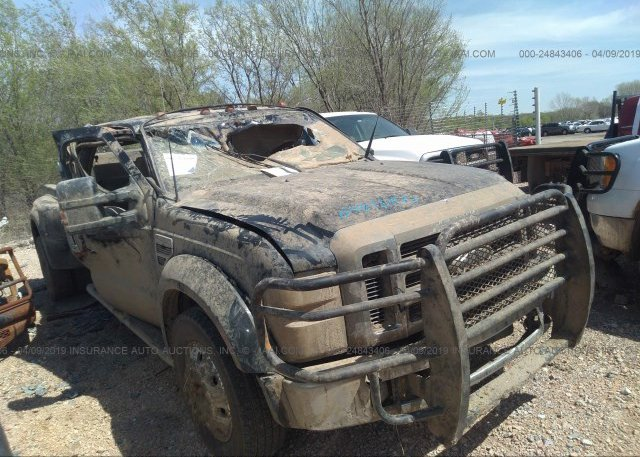 Inventory #841950582 2008 FORD F450