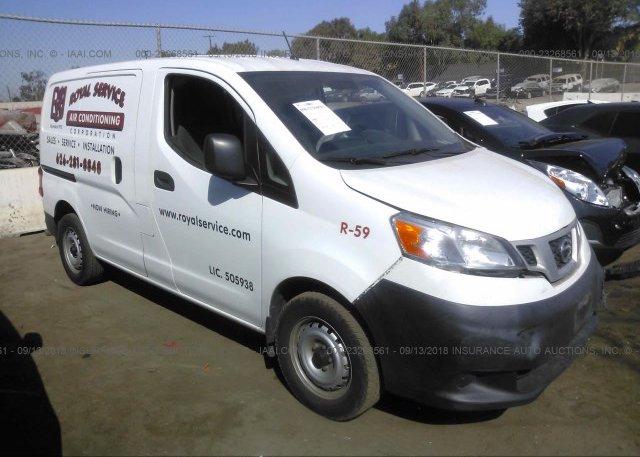 Inventory #623543457 2014 Nissan NV200