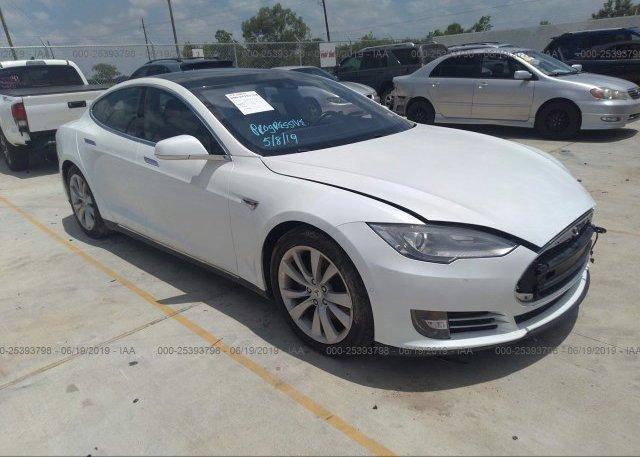 Inventory #388968306 2015 Tesla MODEL S