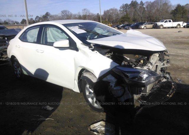 Inventory #539096770 2015 Toyota COROLLA