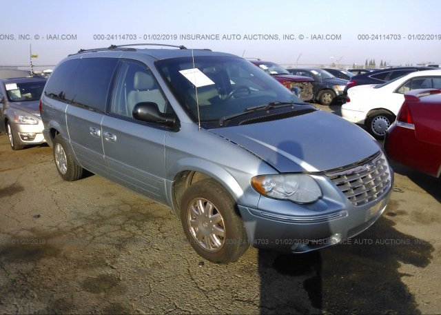 Inventory #154932302 2005 CHRYSLER TOWN & COUNTRY
