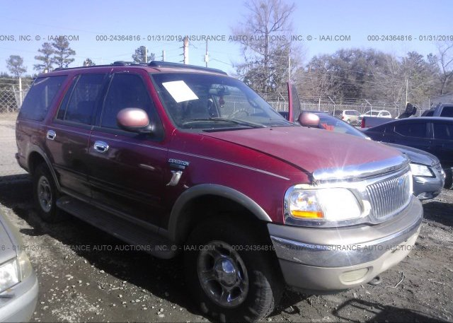 Inventory #648307798 2000 FORD EXPEDITION
